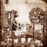Mythen en Sagen van Flevoland grote etskopie=S
